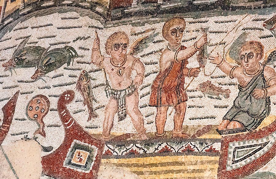 Risultati immagini per villa romana del casale