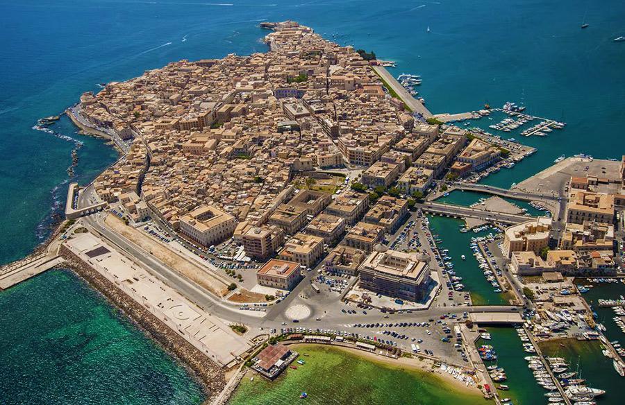 Ortigia Siracusa Sicilia - Noto